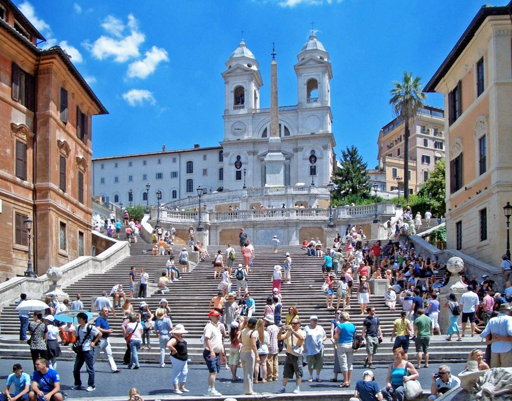 bus charter service rome